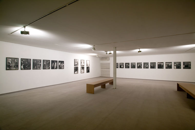 Installation view at museum Kunsthalle Erfurt
