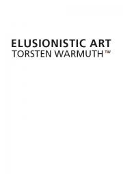 Catalogue ELUSIONISTIC ART