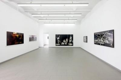 Installation view HaK (c) Andreas Muhs